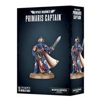 Space Marine Primaris Captain Warhammer 40K