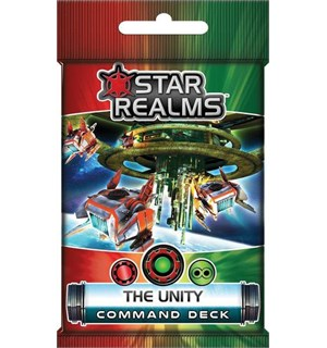 Star Realms The Unity Expansion Command Deck til Star Realms