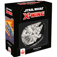 Star Wars X-Wing Millennium Falcon 2ndEd Utvidelse til Star Wars X-Wing 2nd Ed