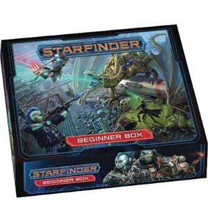 Starfinder RPG Beginner Box Roleplaying Game - Startsett