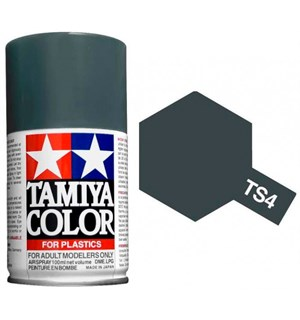 Tamiya Airspray TS-4 German Grey Tamiya 85004 - 100ml