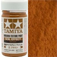 Tamiya Texture Paint Brown 100ml Soil Effect Gamezoneno