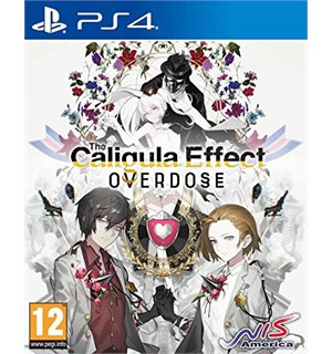 The Caligula Effect Overdose PS4