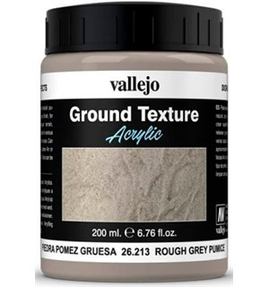 Vallejo Texture Grey Pumice 200 ml Resinpasta - Ground Texture Acrylic