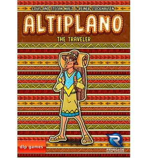 Altiplano The Traveler Expansion Utvidelse til Altiplano