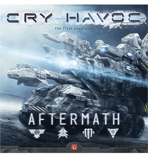 Cry Havoc Aftermath Expansion Utvidelse til Cry Havoc