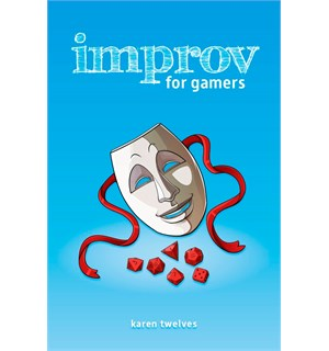 Improv For Gamers (Bok)
