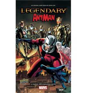 Legendary Marvel Ant-Man Expansion Utvidelse til Marvel Legendary