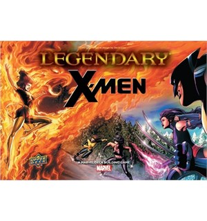 Legendary X-Men Expansion Utvidelse til Legendary Marvel