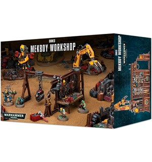 Orks Mekboy Workshop Warhammer 40K