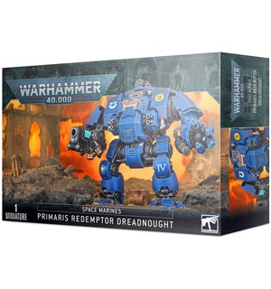 Space Marines Primaris Redemptor Dreadno Warhammer 40K Dreadnought