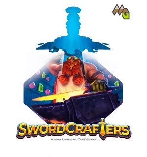 Swordcrafters Brettspill