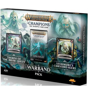 Age of Sigmar TCG Champions Warband Pack