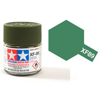 Akrylmaling MINI XF-89 Dark Green 2 Tamiya 81789 - 10ml