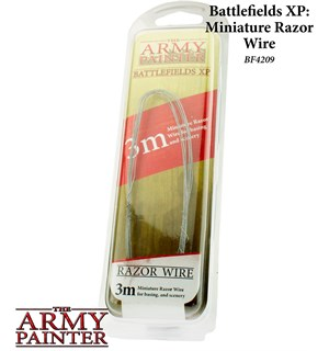 Army Painter Razor Wire - 3 meter Battlefields XP 4209