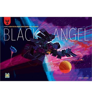 Black Angel Brettspill