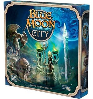Blue Moon City Brettspill 2018 Edition