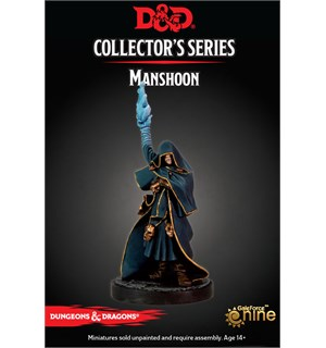 D&D Figur Coll. Series Manshoon Dungeons & Dragons Collectors Series