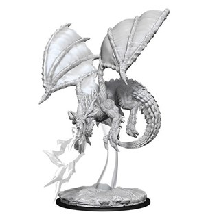 D&D Figur Nolzur Young Blue Dragon Nolzur's Marvelous Miniatures - Umalt