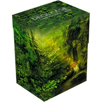 Deck Case Lands Edition Forest 80+ Ultimate Guard Lands Edition II