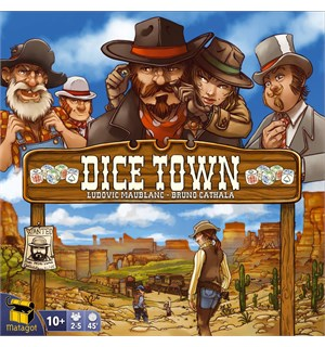 Dice Town Terningspill Revised Edition