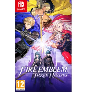 Fire Emblem Three Houses Switch