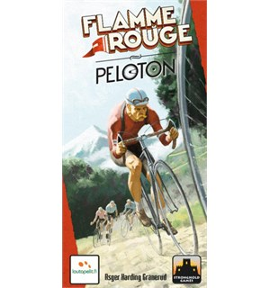 Flamme Rouge Peloton Expansion Utvidelse til Flamme Rouge