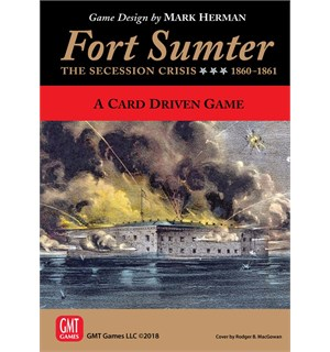 Fort Sumter Kortspill The Secession Crisis 1860-61