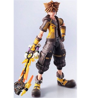 Kingdom Hearts 3 Sora Figur 16cm Guardian Form Version