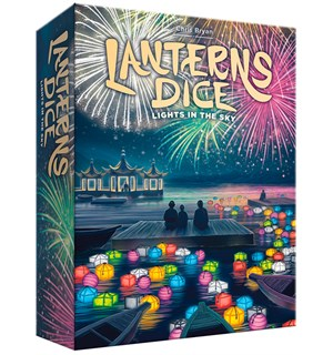 Lanterns Dice Terningspill Lights In The Sky