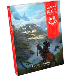 Legend of the 5 Rings RPG Emerald Empire Legend of the Five Rings