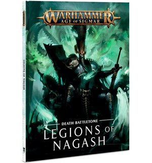 Legions of Nagash Battletome Warhammer Age of Sigmar