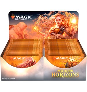 Magic Modern Horizons Display 36 boosterpakker á 15 kort per pakke