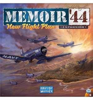 Memoir 44 New Flight Plan Expansion Utvidelse til Memoir 44