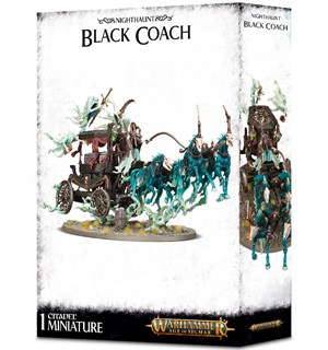 Nighthaunt Black Coach Warhammer Age of Sigmar