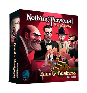 Nothing Personal Family Business Exp Utvidelse til Nothing Personal - Revised