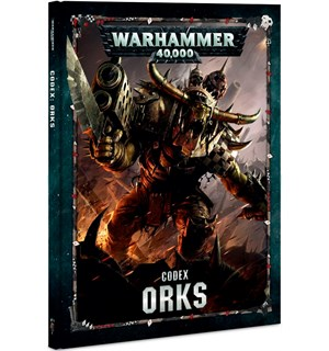 Orks Codex Warhammer 40K