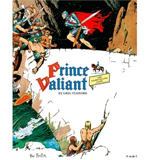 Prince Valiant RPG Core Rulebook The Storytelling Game - Regelbok