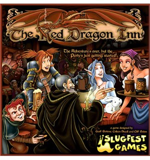 Red Dragon Inn Kortspill