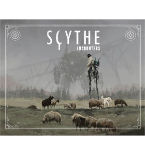 Scythe Encounters Expansion Utvidelse til Scythe