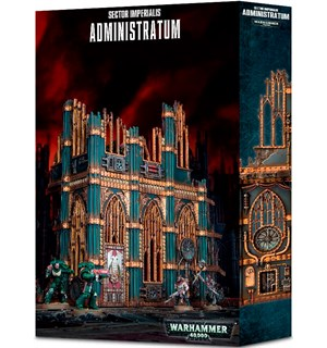 Sector Imperialis Administratum Warhammer 40K