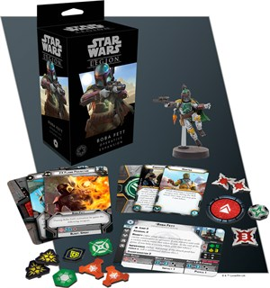 Star Wars Legion Boba Fett Operative Exp Utvidelse til Star Wars Legion