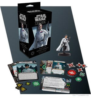 Star Wars Legion Director Orson Krennic Utvidelse til Star Wars Legion