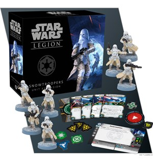 Star Wars Legion Snowtroopers Expansion Utvidelse til Star Wars Legion