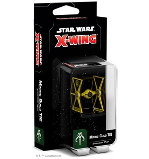 Star Wars X-Wing Mining Guild TIE Exp Utvidelse til Star Wars X-Wing 2nd Ed