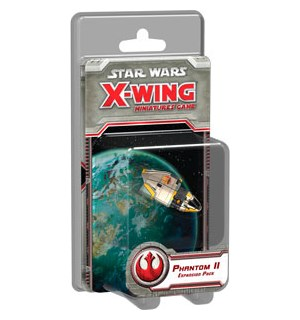Star Wars X-Wing Phantom II Expansion Utvidelse til Star Wars X-Wing