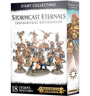 Stormcast Eternals Thunderstrike Brother Warhammer Age of Sigmar Brotherhood