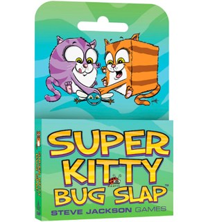 Super Kitty Bug Slap Kortspill