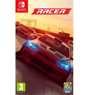 Super Street Racer Switch (Tidligere Super Street The Game)