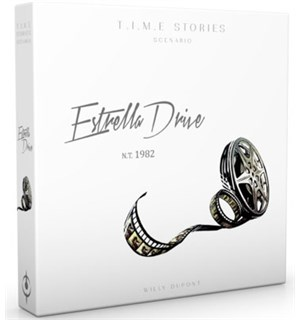 TIME Stories Estrella Drive Expansion Utvidelse til TIME Stories